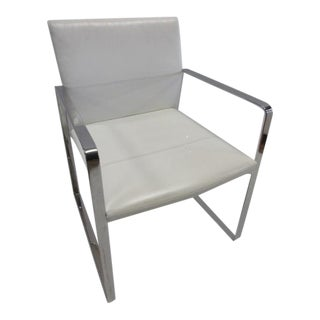 Bernhardt Design Celon Guest Chair For Sale