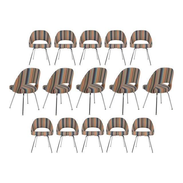 Metal Eero Saarinen for Knoll Executive Chair For Sale - Image 7 of 10