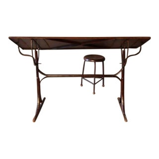 Metal Drafting Table
