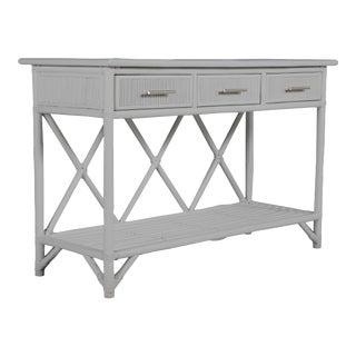 Aruba Sideboard - Light Gray For Sale
