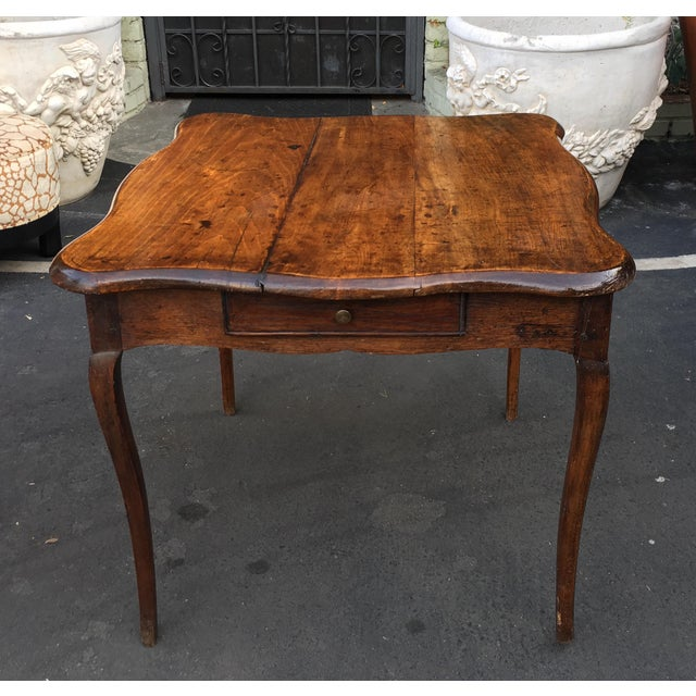Antique 18th Century French Country Table - Image 7 of 7