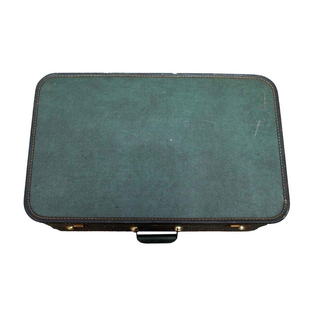 JC Higgins Green Suitcase - Image 6 of 10