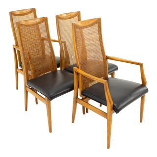 Drexel Mid Century Dining Chairs - Set of 4 For Sale