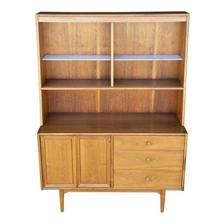 1960's Drexel Declaration Kipp Stewart Walnut Cabinet