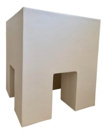 Image of White Nightstands