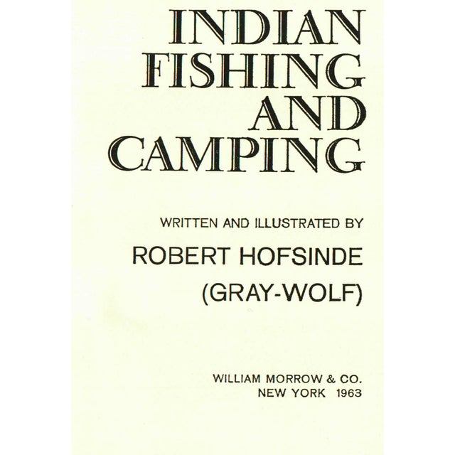 Indian Fishing and Camping - Image 2 of 5