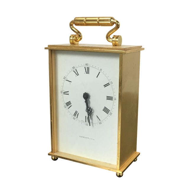 Tiffany & Co. Accent Clock - Image 1 of 6