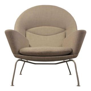 Hans Wegner Oculus Lounge Chair For Sale