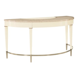 Caracole Modern Half the Time Writing Desk For Sale