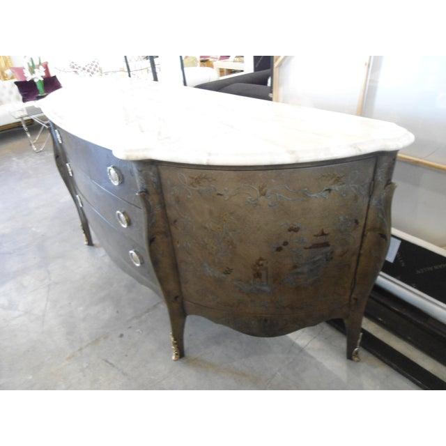 Ferguson Copeland Marble Top Side Board - Image 5 of 5