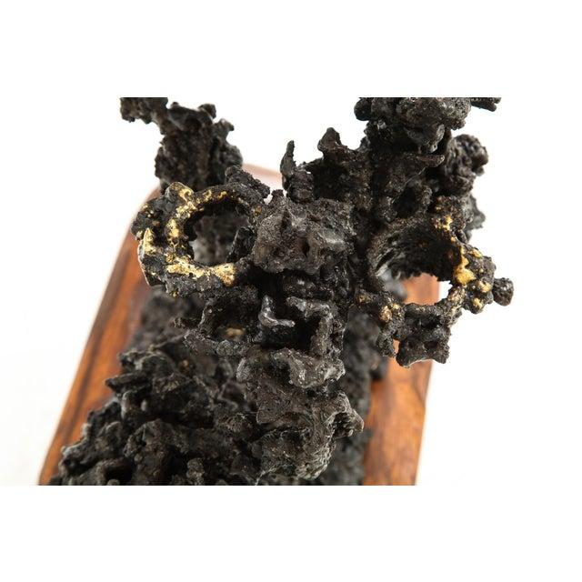 """James Bearden """"Sprawl #4"""" Brutalist Sculpture For Sale - Image 9 of 11"""