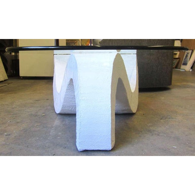 S-Base Concrete Coffee Table - Image 5 of 5