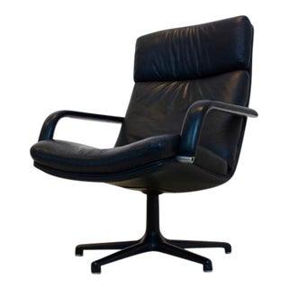 Artifort Swivel Lounge Chair F141 by Geoffrey Harcourt