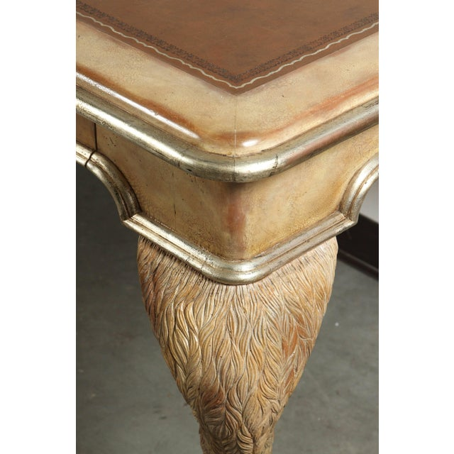Opulent Classic Style Desk by Maitland-Smith For Sale - Image 9 of 10