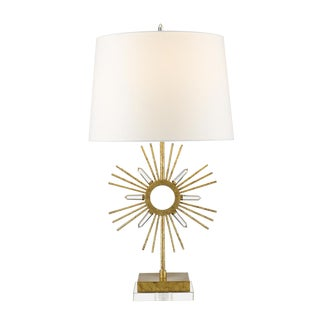 Sun King Table Lamp For Sale