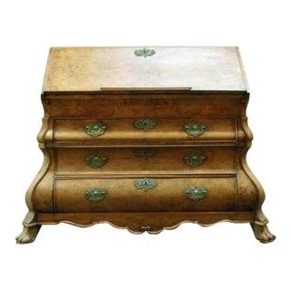 19th Century Rococo Secretary Desk