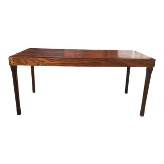 1950s Mid-Century Modern Ico Parisi Rosewood Dining Table For Sale