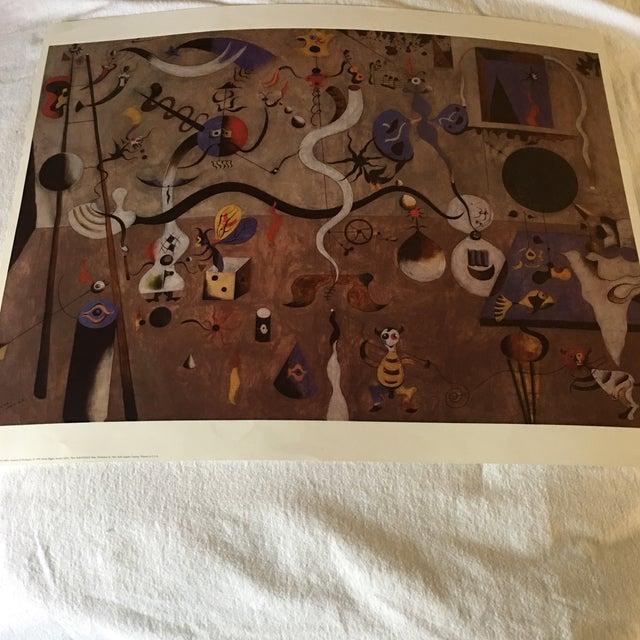 """Joan Miri """"Carnival of Harlequin"""" Print - Image 3 of 5"""