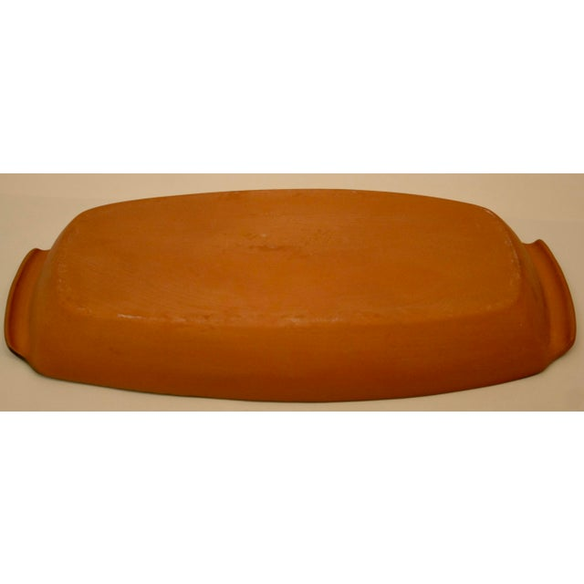Contemporary Frankoma Baking & Serving Dish For Sale - Image 3 of 4