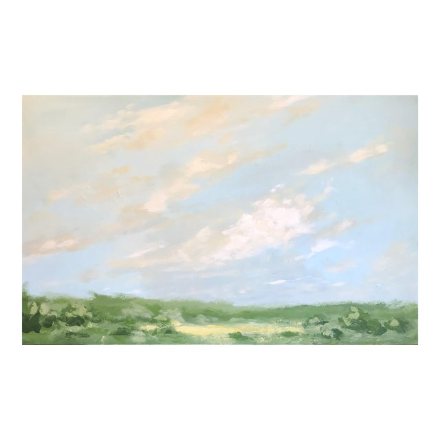 Abstract Landscape by Chelsea Fly For Sale