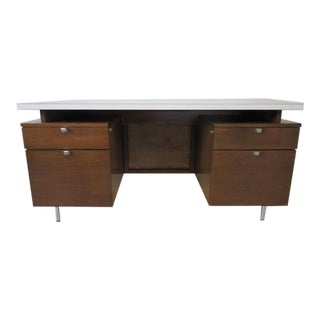 George Nelson Desk from a National Historic Landmark Eero Saarinen Building For Sale