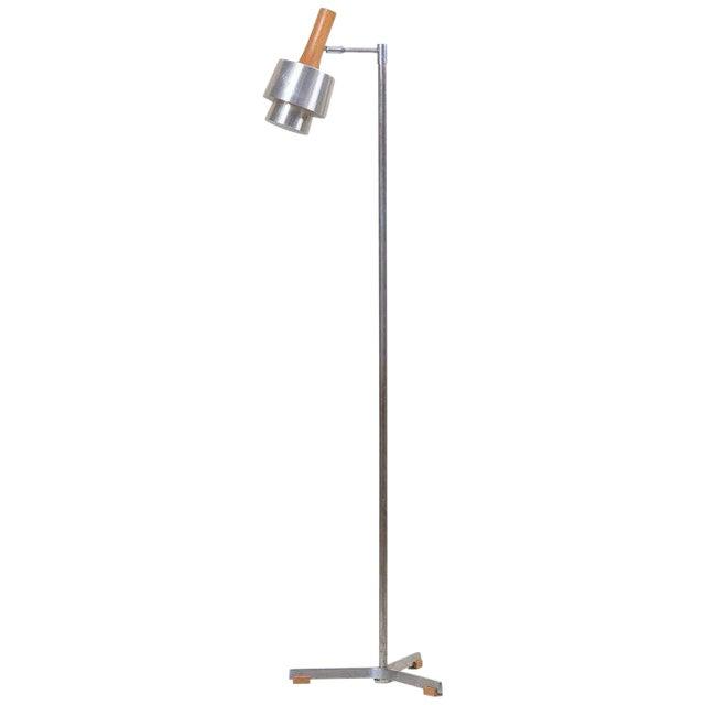 Standard/ Reading Lamp by Jo Hammerborg for Fog & Mørup For Sale