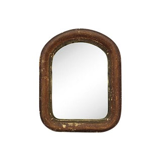 19th Century Italian Painted Mirror For Sale