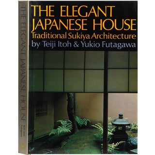 The Elegant Japanese House Book