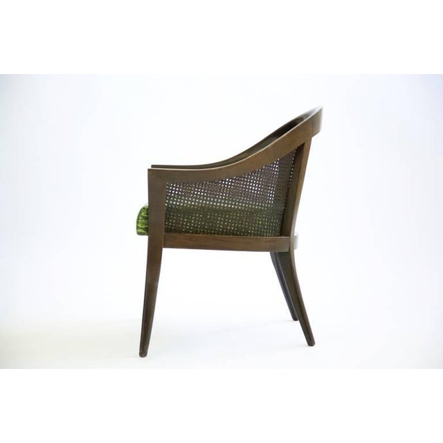 Animal Skin Set of Harvey Probber Pull-Up Chairs For Sale - Image 7 of 11
