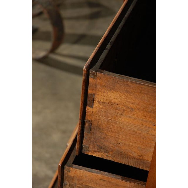 Fruitwood Commode / Chest of Drawers For Sale - Image 4 of 7
