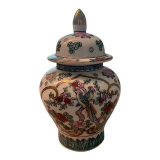 Antique Imari Porcelain Urn For Sale