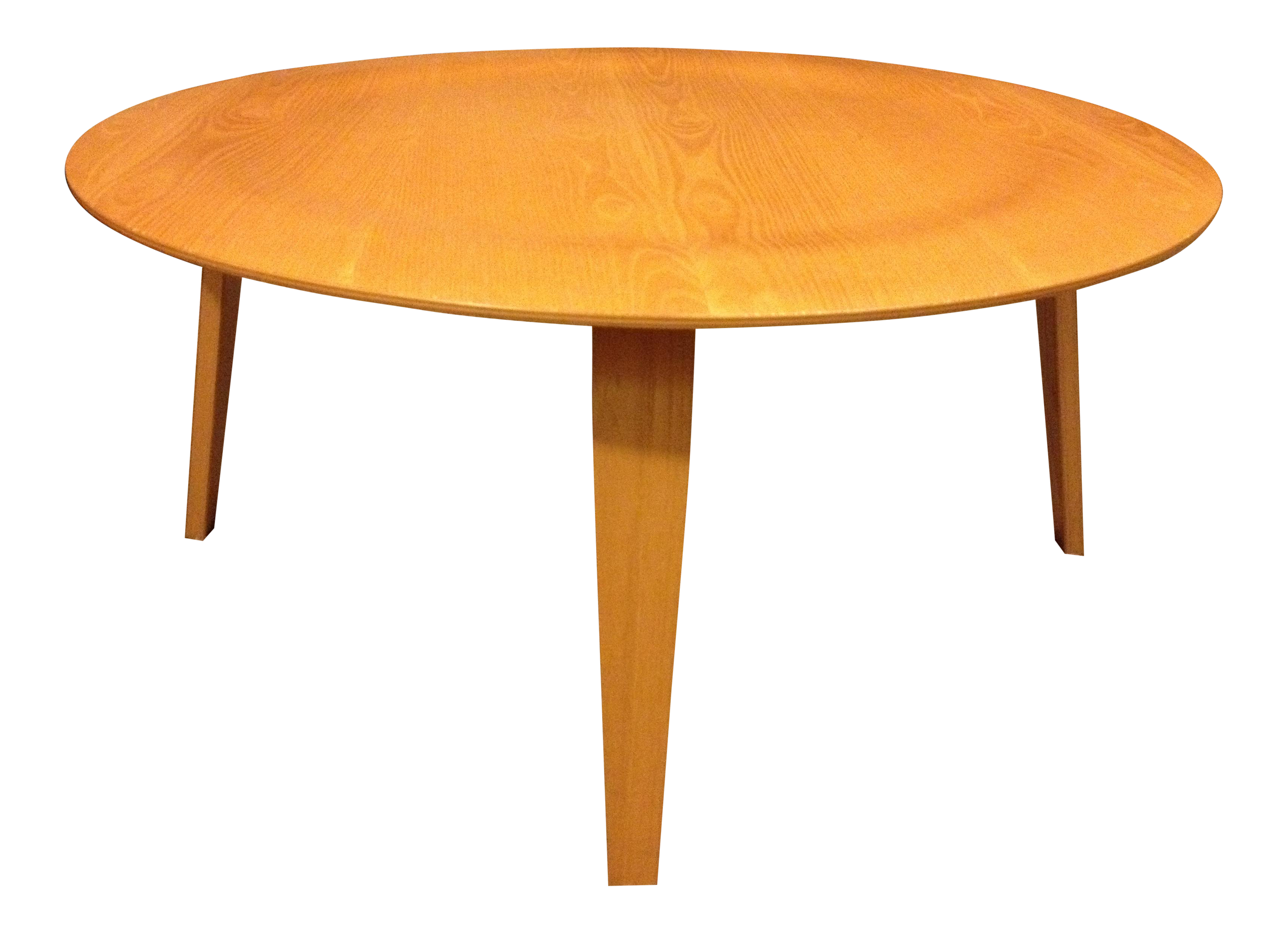 1990s Mid Century Modern Herman Miller Eames Plywood Coffee Table