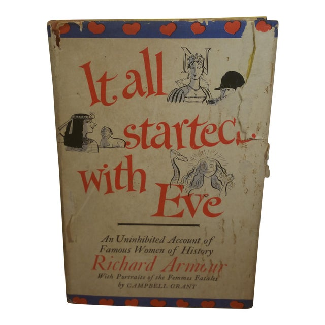It All Started With Eve An Unhibited Account of Famous Women of History - Image 1 of 6