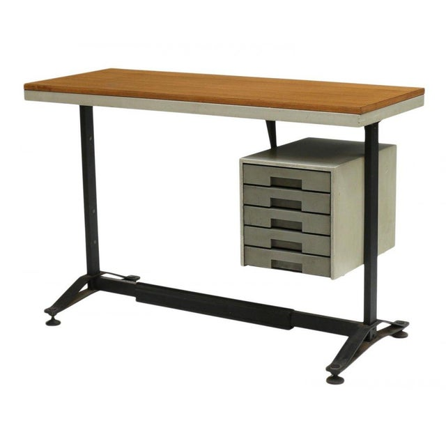 Italian Mid Century Child's Desk - Image 1 of 4