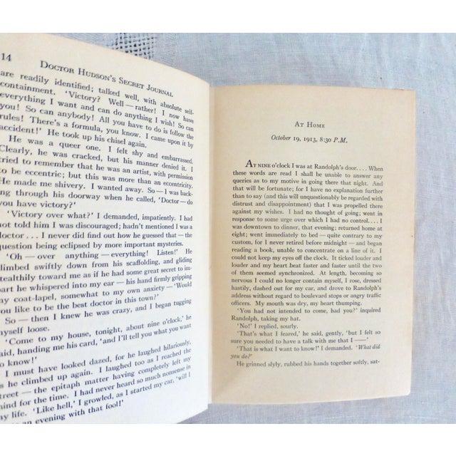 """""""Doctor Hudson's Secret Journal"""" Book For Sale - Image 4 of 6"""