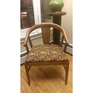 Vintage Mid-Century Thomasville Chair Co. James Mont Style Chairs - a Pair Preview
