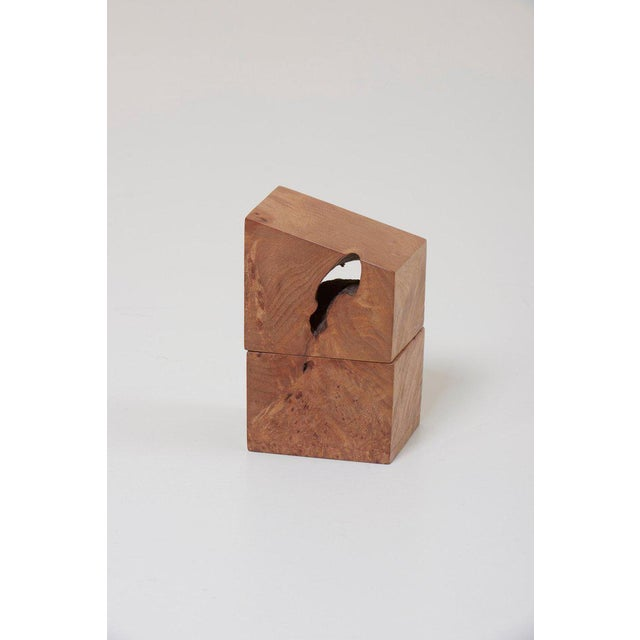 Studio Box by American craftsman Michael Elkan, US for your personal belongings.