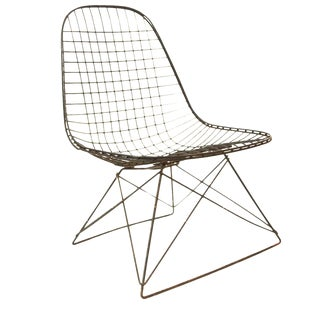 Eames Cat's Cradle Base Chair For Sale