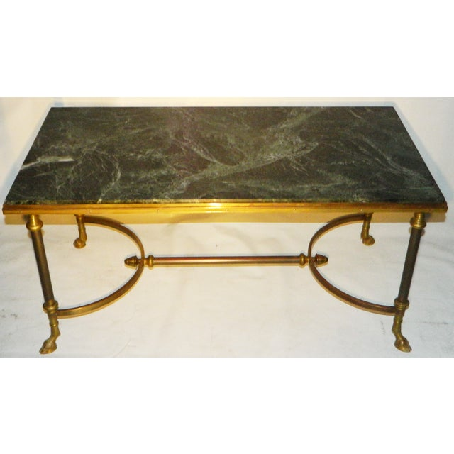 Vintage French Maison Jansen Coffee Table - Image 2 of 5