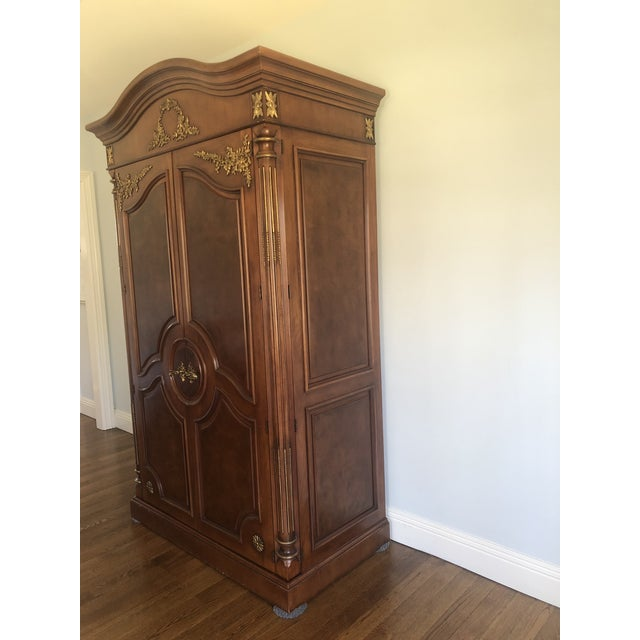 EJ Victor Ej Victor French Armoire For Sale - Image 4 of 5