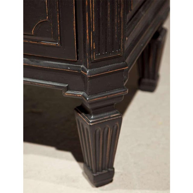 Don Rouseau Ebonized Chest For Sale In New York - Image 6 of 9