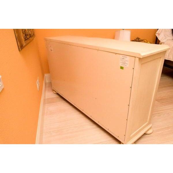 "Paula Deen ""River House"" White Dresser - Image 10 of 10"