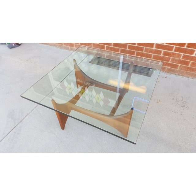 Adrian Pearsall for Craft Associates Coffee Table - Image 4 of 9