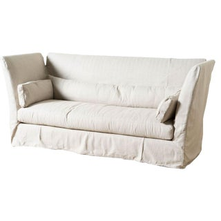Modern Sagging Ridge Sofa For Sale