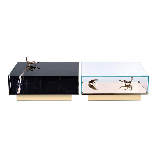 Metamorphosis Center Table From Covet Paris For Sale