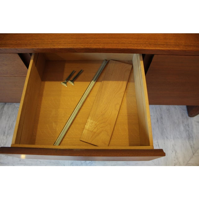 Mid-Century Modern, Teak Credenza Attributed to Milo Baughman - Image 7 of 11