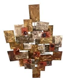 Image of Metal Wall Sculptures
