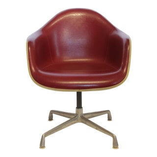 Late 20th C. Vintage Charles Eames for Herman Miller Swivel Bucket Chair For Sale