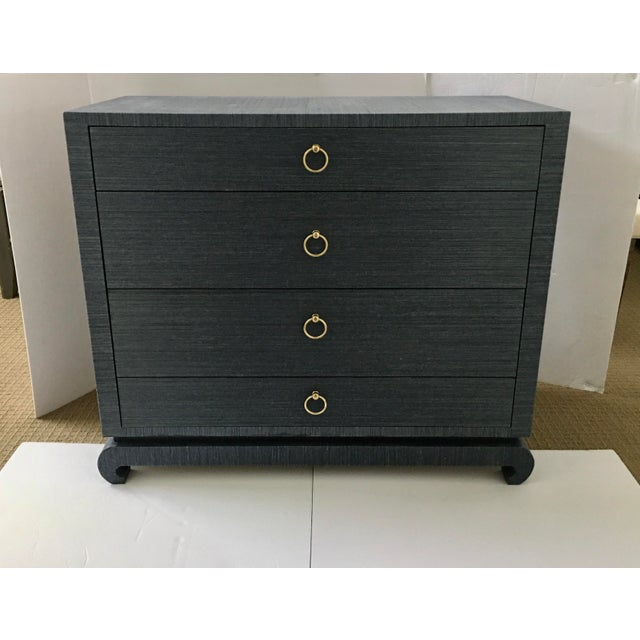 Bungalow 5 Chest of Drawers With Brass Hardware For Sale - Image 9 of 9