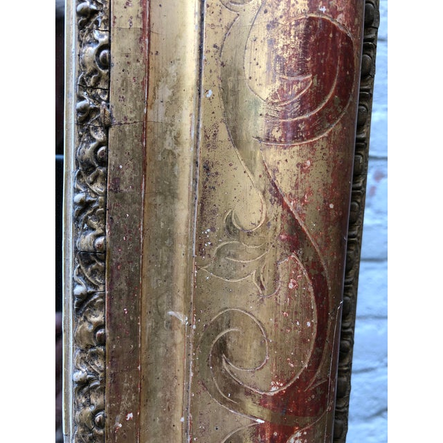 19th Century Mirror For Sale - Image 6 of 8